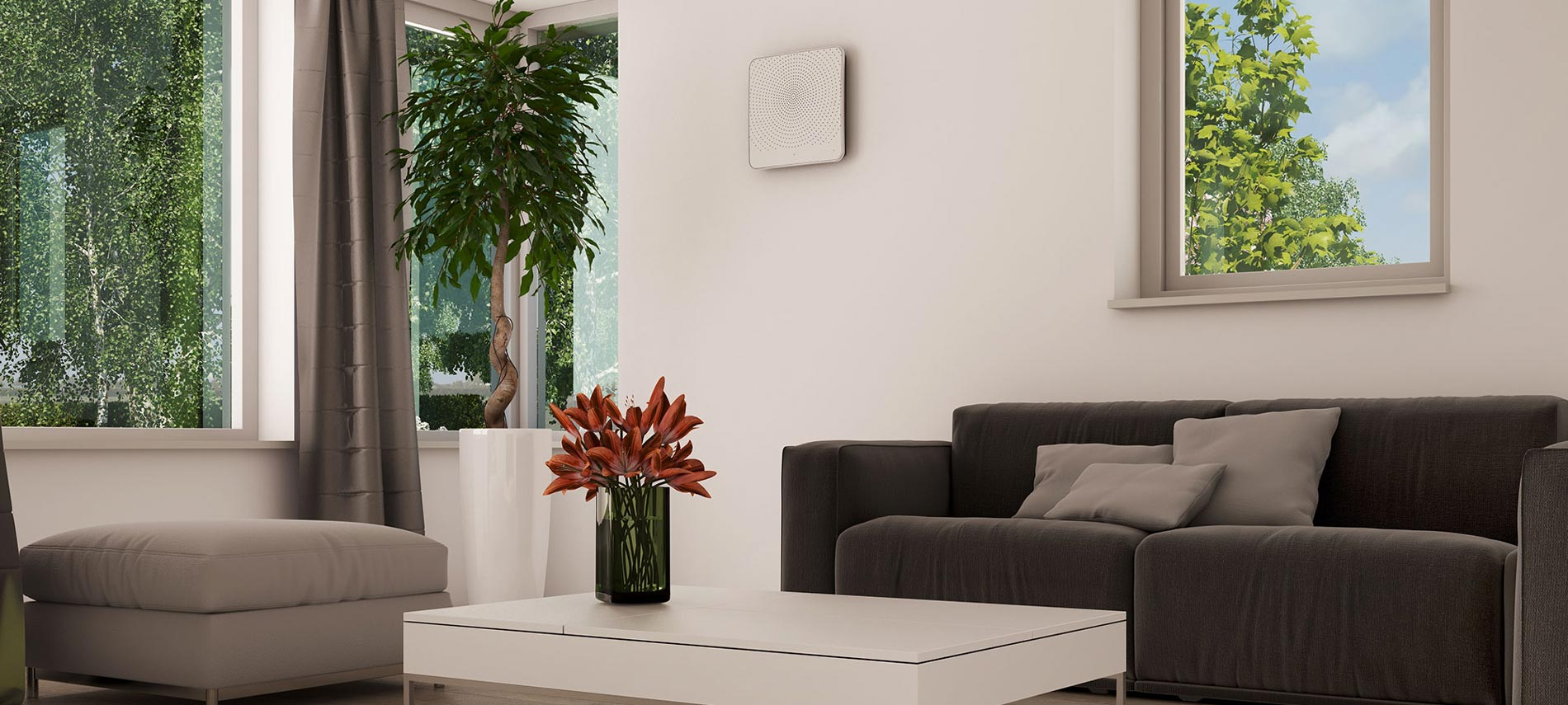 Air 70 - Optimaal ventilatie in uw woning